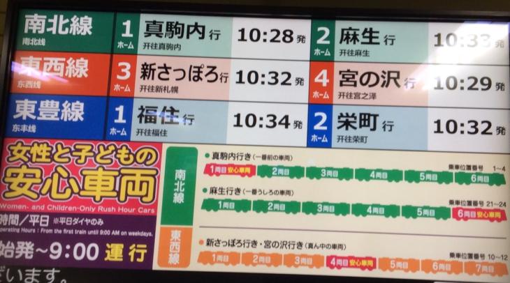 市営 定期 札幌 地下鉄